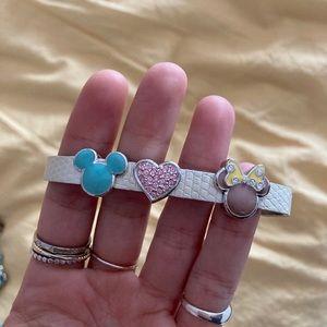 RARE Disney x Swarovski bracelet